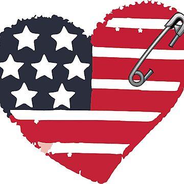 True American Heart by Sub-cdteFrankie