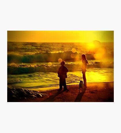 Warm Summer Memories Photographic Print