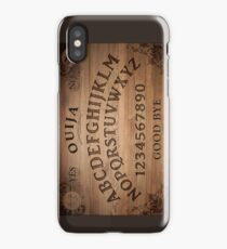 Mystifying Oracle (ouija board) iPhone Case/Skin