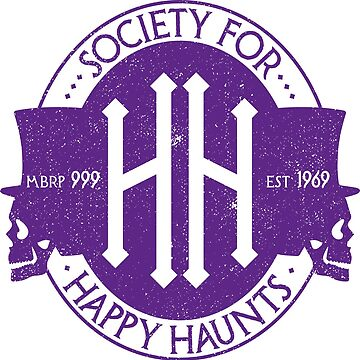 Society for Happy Haunts by lovabel