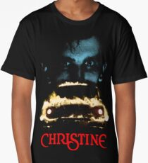 CHRISTINE Face Long T-Shirt