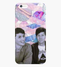 Dan and Phil Tumblr Aesthetic iPhone 6s Plus Case