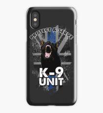 Protect & Serve: K-9 Unit – UK iPhone Case/Skin