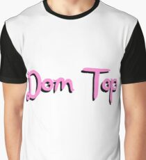 Dom Top Graphic T-Shirt