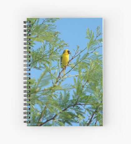 The blossom is spent Spiral Notebook