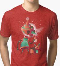 Skelly & Blep Tri-blend T-Shirt