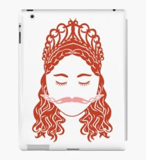 Lady Dwarf: Halldora iPad Case/Skin