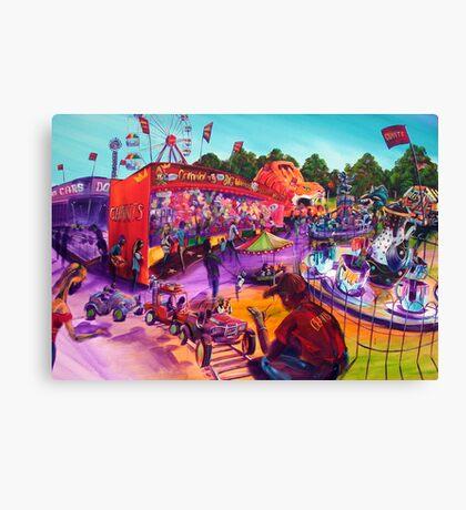 Chippa's Carnival Canvas Print