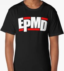 New EPMD Rap Hip Hop Music Classic Logo Long T-Shirt