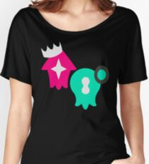 Pearl & Marina's Symbol - Splatoon 2  (Ink Edition) Women's Relaxed Fit T-Shirt