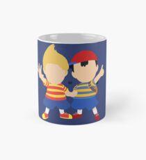 Ness & Lucas (Blue) - Super Smash Bros. Mug