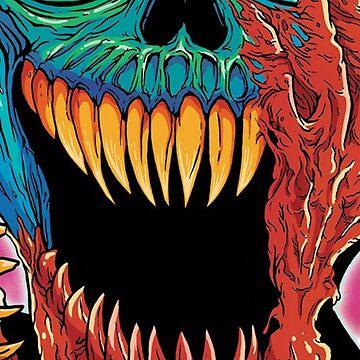 Hyper Beast Skull by aografz