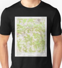 USGS TOPO Map Georgia GA Hephzibah 245908 1957 24000 T-Shirt
