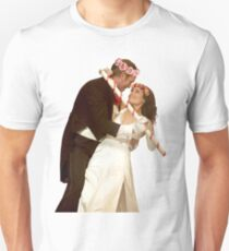 House and Cuddy T-Shirt