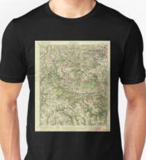 USGS TOPO Map Georgia GA Hephzibah 247470 1922 62500 T-Shirt
