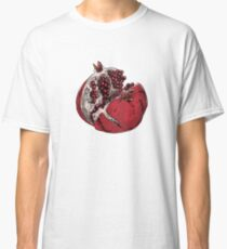 pomegranate drawing Classic T-Shirt