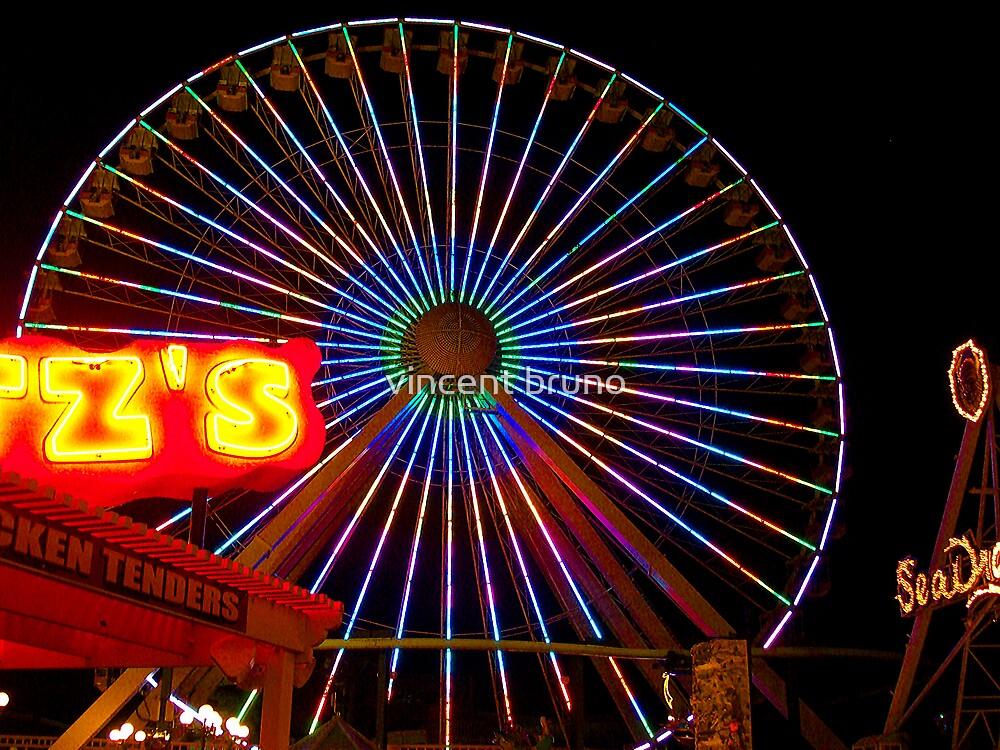 night wheel by vincent bruno