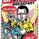 Breaking Breakfast by popularthreadz