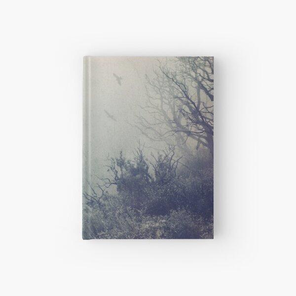 Blue Woods  Hardcover Journal
