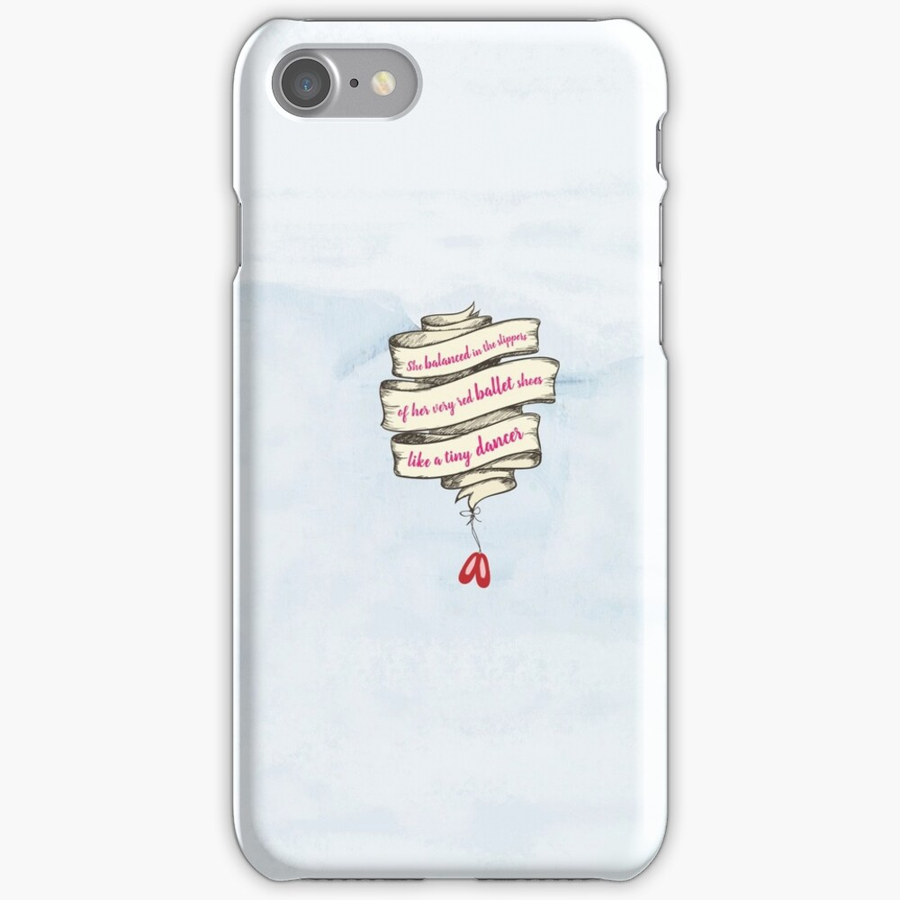 Tiny Dancer iPhone Case & Cover