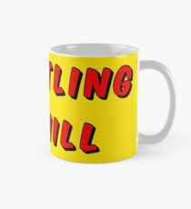 wrestling and chill Mug