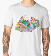 Robots Men's Premium T-Shirt
