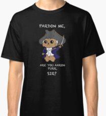 Cute Hamilton Cat Classic T-Shirt