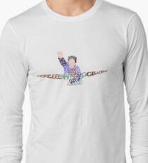 EEEAAAGGGLLLEEE Long Sleeve T-Shirt