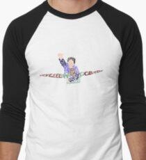EEEAAAGGGLLLEEE Men's Baseball ¾ T-Shirt