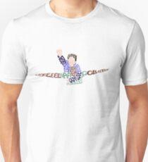 EEEAAAGGGLLLEEE Unisex T-Shirt