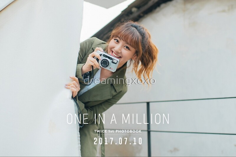 Twice One In A Million Photobook Ft Jihyo Posters By