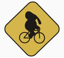 Beware of bike riding elephants