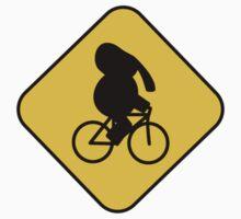 Beware of bike riding elephants