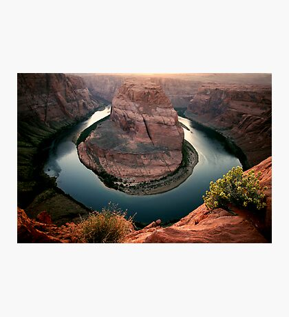 Horseshoe   Bend  Photographic Print
