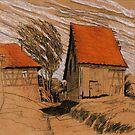 wind schuppen by HannaAschenbach