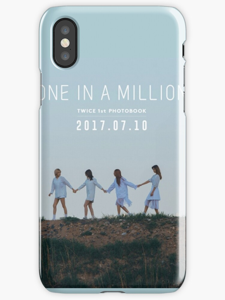 Twice One In A Million Photobook Iphone Cases Covers By