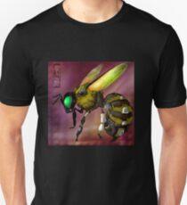 Steampunk Bumblebee Unisex T-Shirt