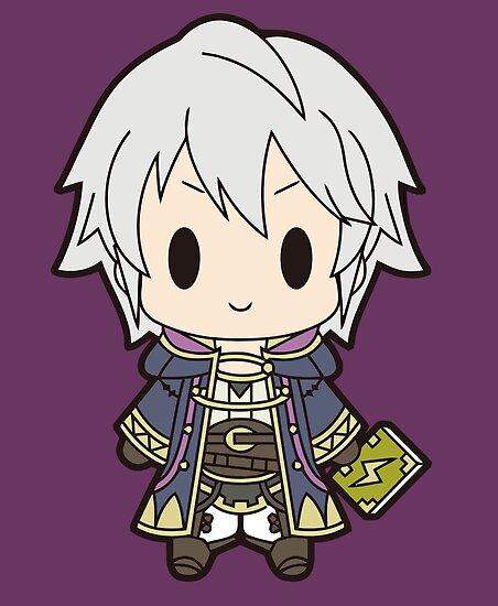 Robin (Männlich) Chibi von Chibify