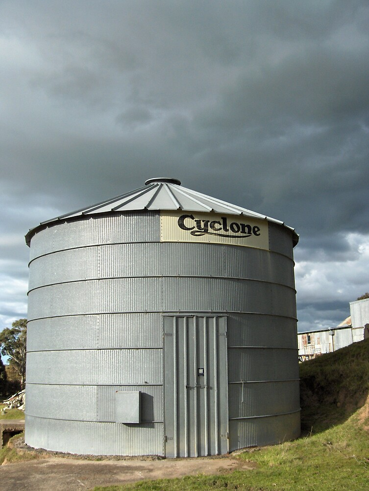 'A Sure Companion' - Cereal Silo,Spring 05 by ransam