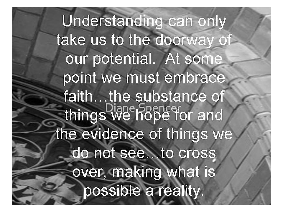 Threshold by Diane Spencer