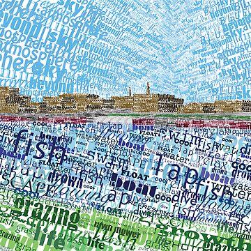 Typescape #1 by DennisRogers