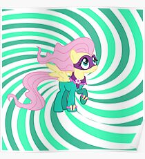 power ponies saddle rager Poster