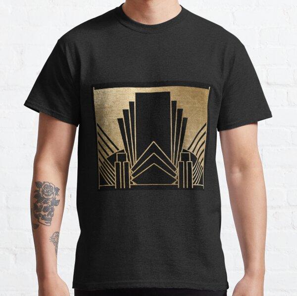Art deco design Classic T-Shirt