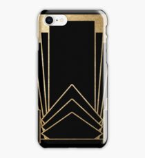 Art deco design iPhone Case/Skin