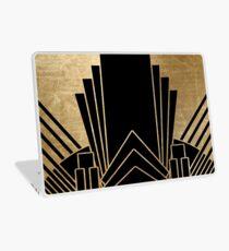 Art-Deco-Design Laptop Folie