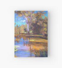 'Tahbilk Wetlands' Hardcover Journal