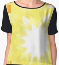 Summer sun Chiffon Top