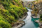Kawarau Gorge 2 by Werner Padarin