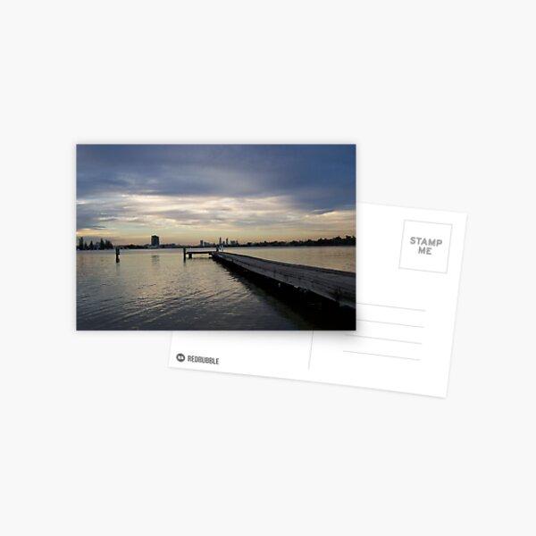 Swan River Applecross Postcard
