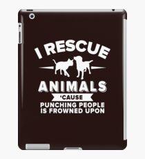 Animal Rescue iPad Case/Skin